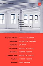 Robert Lehman Lectures on Contemporary Art No. 5