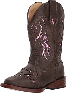 24ff0ed558f Roper Kids Western Lights Cowboy Boots (Toddler/Little Kid) | Zappos.com