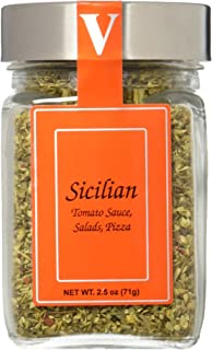 sicilian seasoning ingredients