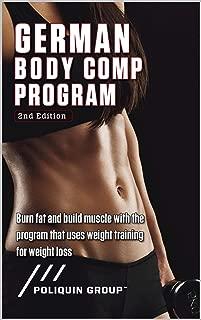 German Body Comp Program