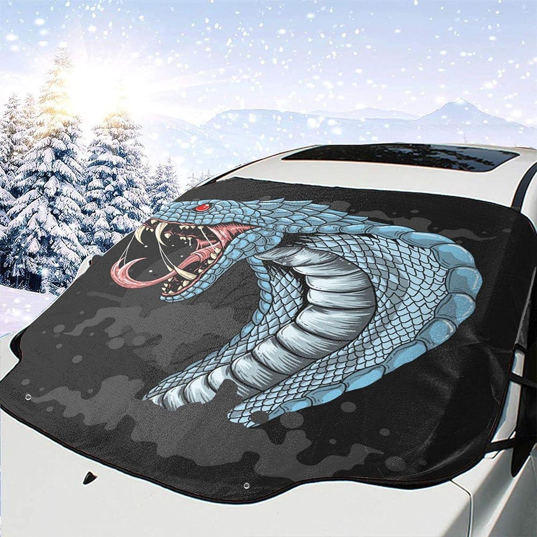 BINATI King Cobra It is very Outstanding popular Head Windshield Snow Win Protector Visor Cover