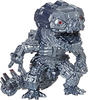 Funko - Figurine Godzilla vs Kong - Mechagodzilla Metallic Pop 10cm - 0889698512879
