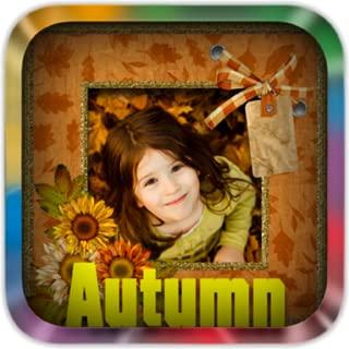 Autumn Photo Frame