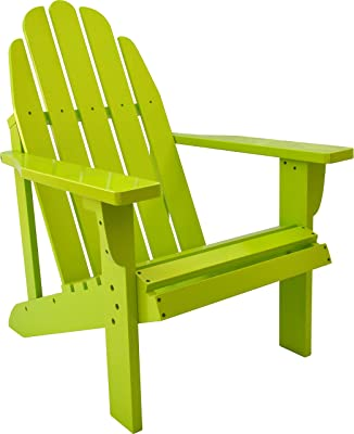 Amazon Com Merry Garden Foldable Wooden Adirondack Chair