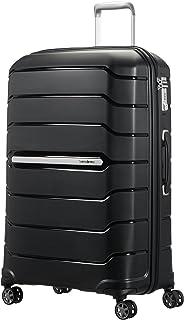 SAMSONITE Flux - Spinner 75/28 Expandable valise, 75 cm, 121 liters, Noir (Noir)