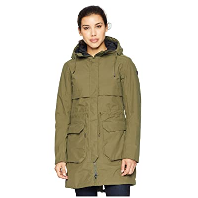 Helly Hansen Boyne Parka (Ivy Green) Women