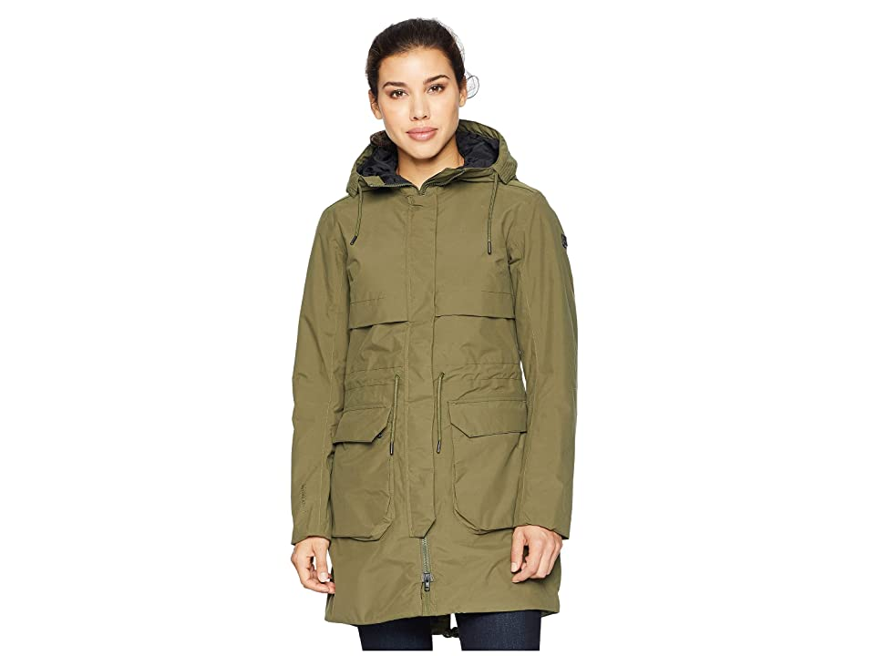 Helly Hansen Boyne Parka (Ivy Green) Girl