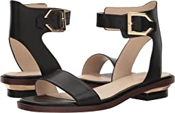 3b45e72300ea79 Cole Haan. Anica Sandal.  41.00MSRP   100.00. Black Leather