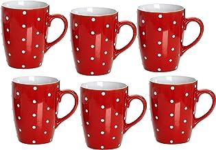 10 Mejor Red Coffee Mugs de 2020 – Mejor valorados y revisados