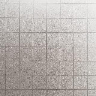 Limpid Trellis - Self-Adhesive Embossed Window Film Home Decor(Sample)