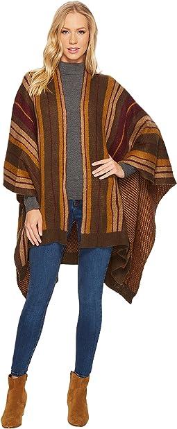 BCBGMAXAZRIA - Brushed Striped Kimono