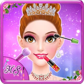 royal makeup games