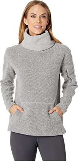 Hudson Trail Pullover Fleece Sweater