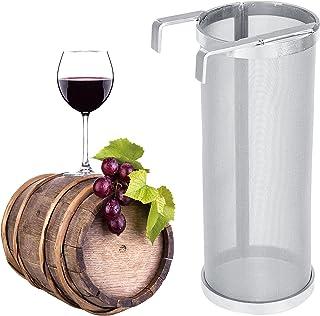 Filtre à bière en acier inoxydable - Filtre de Brassage en Acier Inoxydable Micron Fait Maison Filtre à Tamis en Maille de...