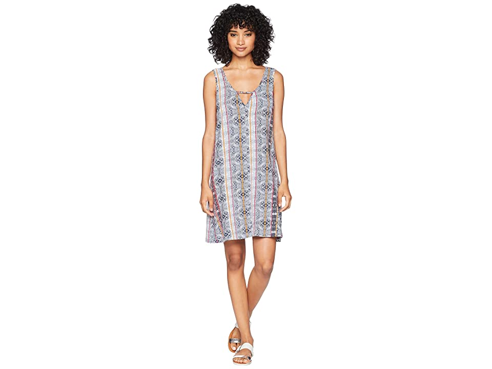 Tart Jolanda Dress (Indigo Geo) Women