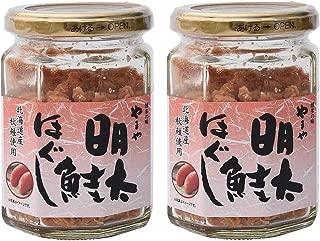 【 やまや 】コミュニケーションズ やまや 明太鮭ほぐし 120g / 福岡 土産 ×2個
