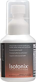Isotonix Multi-Mineral, Helps Maintain Healthy Bones, Overall Health, Promotes Healthy Thyroid Functions, Promotes Skeletal Health, Supports Cardiovascular Health, Market America (45 Servings)