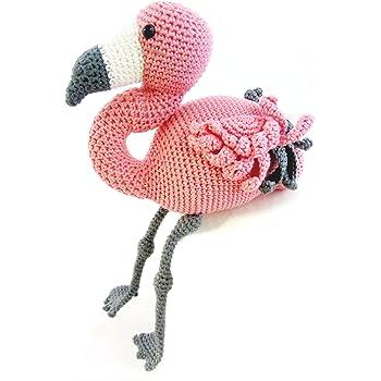 10 deutsche Häkelanleitungen für fabelhafte Flamingos (Kostenlos ... | 350x350