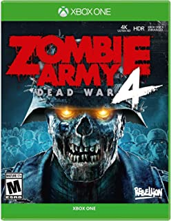 Zombie Army 4 Dead War for Xbox One