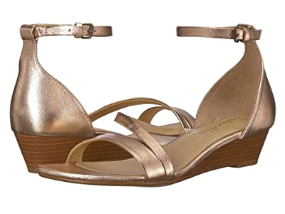 Splendid Stefano (Rose Gold Metallic Tumbled Leather) Women