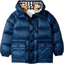 Burberry Kids - Lachlan Puffer (Little Kids/Big Kids)