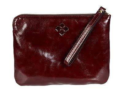 Patricia Nash Cassini Clutch (Red) Handbags