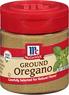 McCormick Ground Oregano, 0.75 Ounce (Pack of 1)