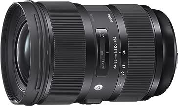 Sigma 24-35mm F2.0 Art DG HSM Lens for Nikon (Renewed)
