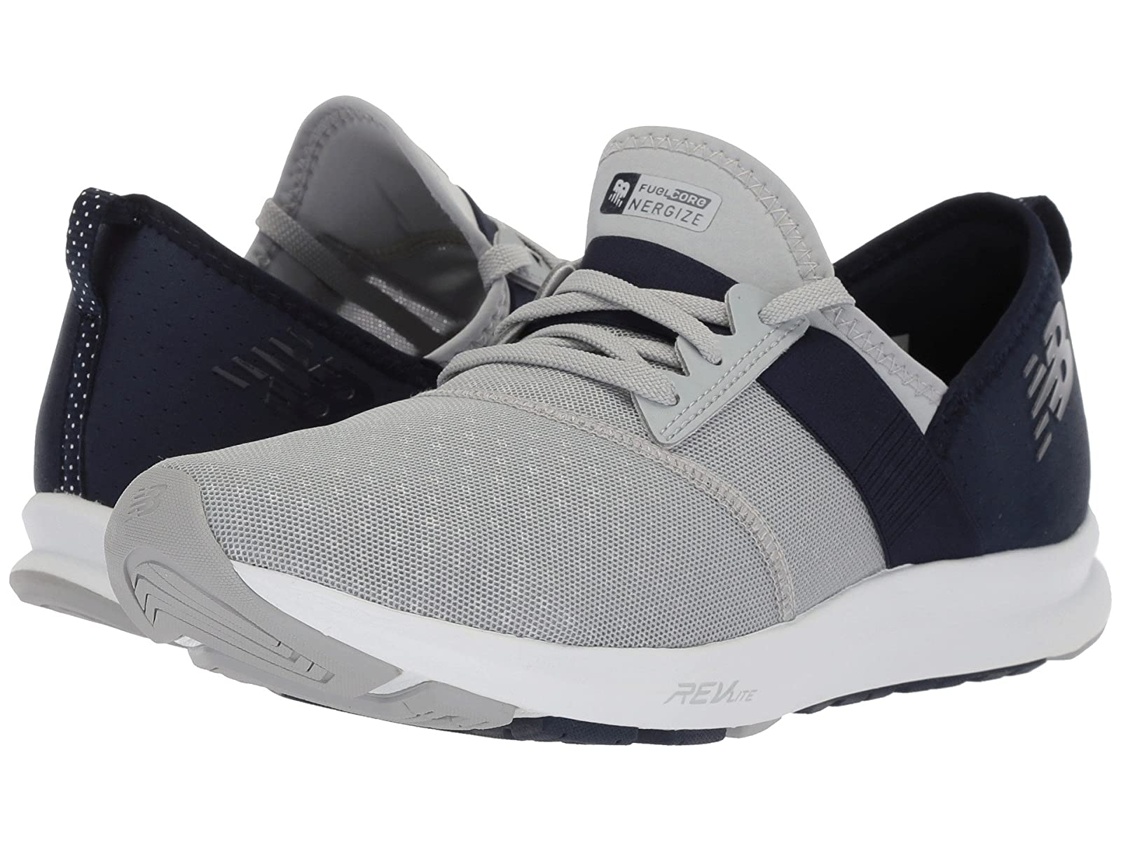 New Balance FuelCore NERGIZEAtmospheric grades have affordable shoes