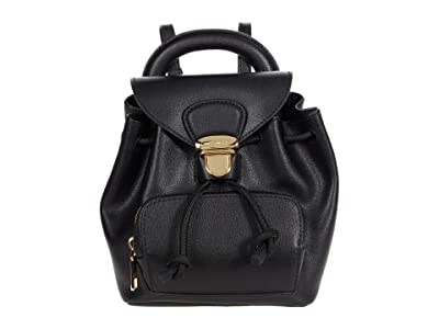 Marc Jacobs The Bubble Backpack (Black) Backpack Bags