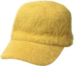 CTH8114 Faux Angora Knit Ball Cap