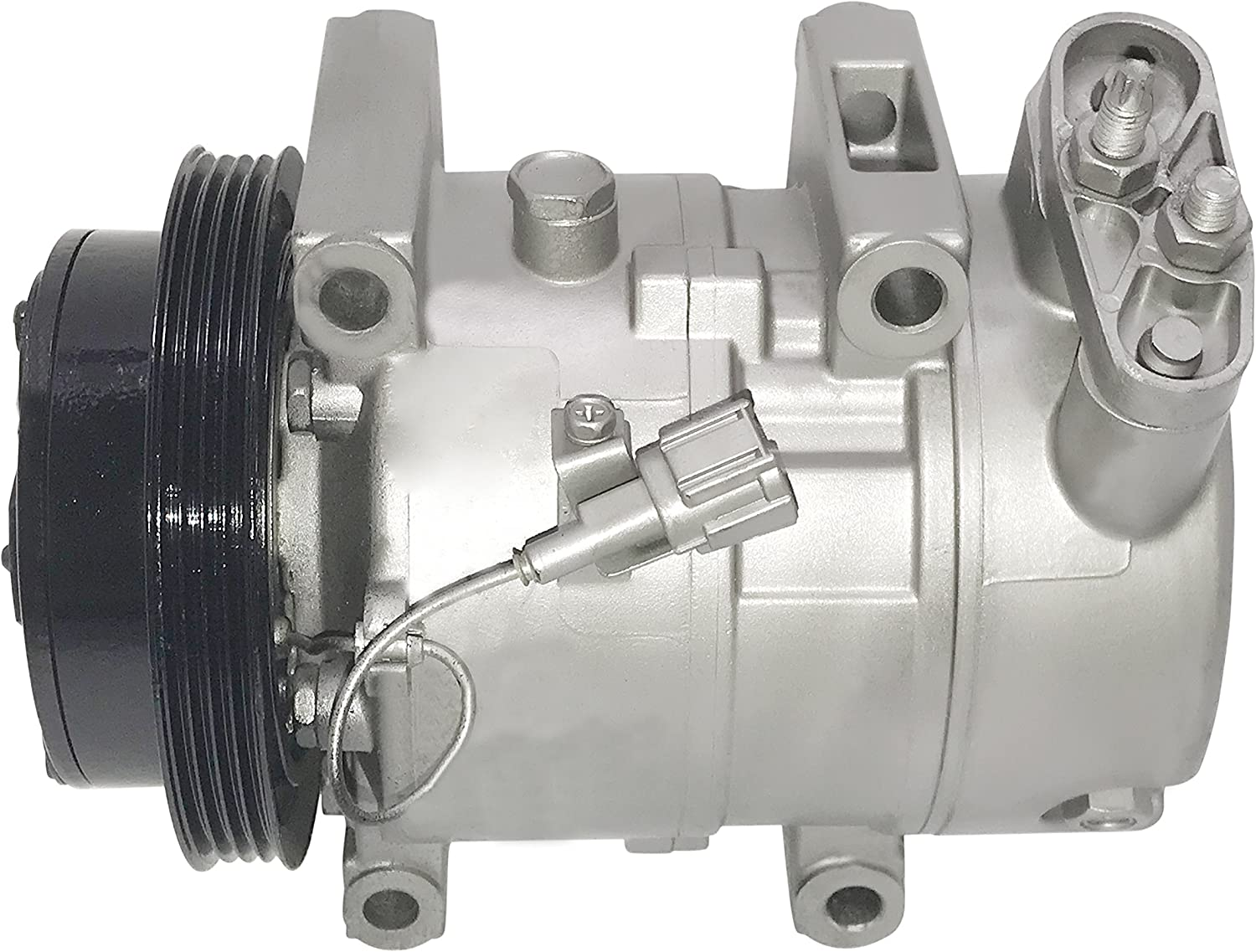 RYC Remanufactured AC All items free shipping Compressor and Safety and trust A Clutch FG435 C DOES NOT