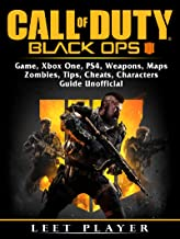 Call of Duty Black Ops 4 Game, Xbox One, PS4, Weapons, Maps, Zombies, Tips, Cheats, Characters, Guide Unofficial