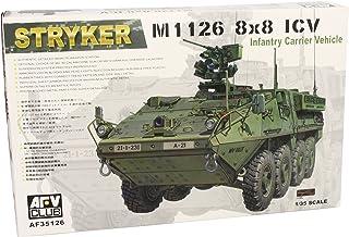 AFV Club 1:35 M1126 STRYKER 8X8 Infantry Carrier Vehicle AF35126