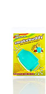 Smoke Buddy - Personal Air Filter/ Purifier Brand New - Teal by smokebuddy