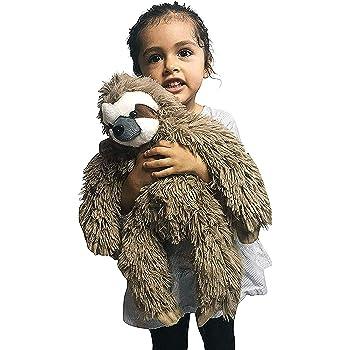 Bearington Simon Plush Three Toed Sloth Stuffed Animal 10 inches Bearington Collection