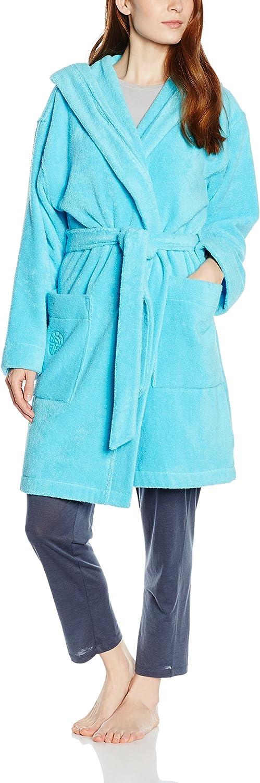 Feraud Turquoise bluee Cotton Robe 95cm 366172710024