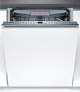 Bosch SMV46NX03E Serie 4 - Lavavajillas integrado (A++, 60 cm, 266 kWh/año, 14 MGD, SuperSilence, InfoLight, secado adicional, cajón vario)