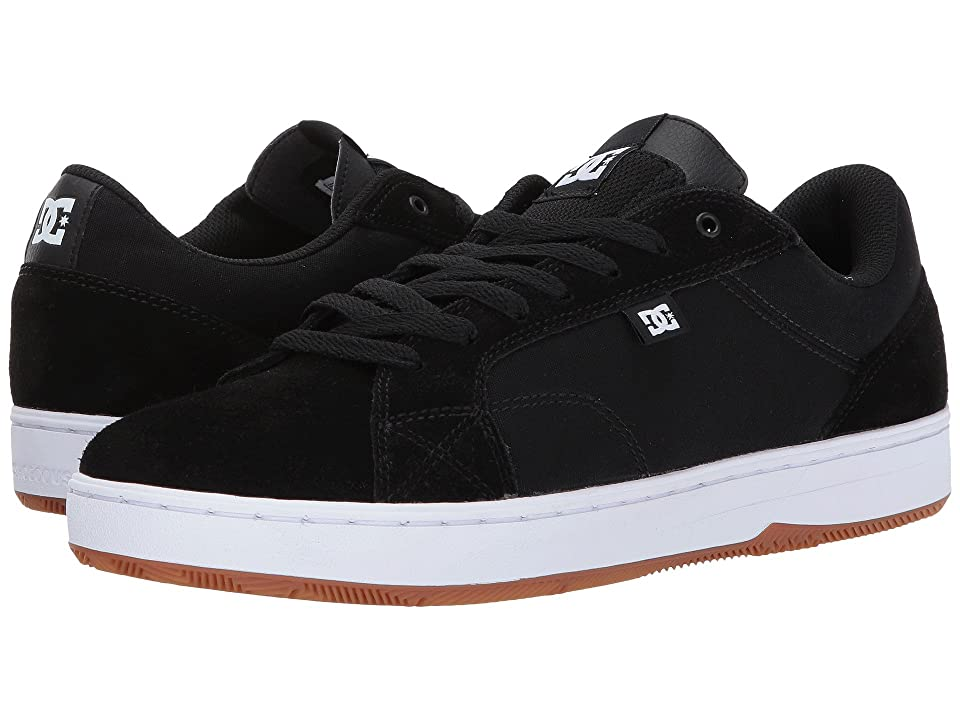 DC Astor (Black/White/Gum) Men