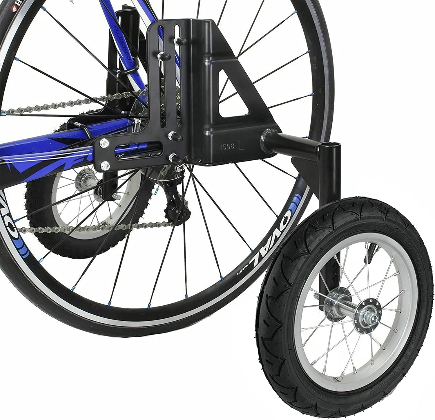 CyclingDeal Adjustable Indefinitely Adult Bicycle Bike W Stabilizers Training Challenge the lowest price of Japan ☆