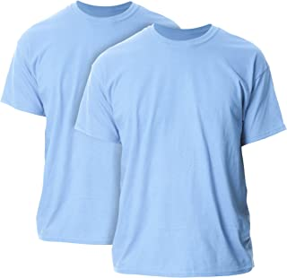 Gildan Men's Ultra Cotton Adult T-Shirt, (Pack of 2)