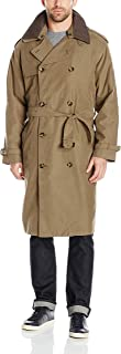Best mens large trench coat Reviews