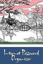 Internet Password Organizer: Japan Landscape Cover, the Personal Internet Address, Premium Journal Keep Track of Usernames, Passwords, Web Addresses 6 X 9