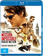 Mission Impossible Rogue Nation | NON-USA Format | Region B Import - Australia