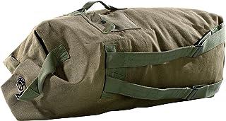 Xcase großer Seesack: Extragroßer Canvas-Seesack, 100 Liter Seesack Tasche