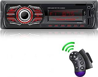 comprar comparacion TOYOUSONIC Radio Coche, 12V Universal Autoradio Bluetooth Llamadas Manos Libres Car Stereo Reproductor MP3 Radio FM Doble ...