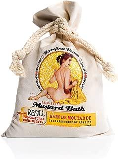 Barefoot Venus Bath Soak with Cocoa Butter 1000 g (Mustard Bath)