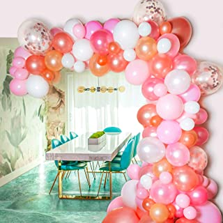 balloon arches for quinceanera