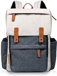 2d3a6205fcc4 Hap Tim Diaper Bag Backpack Muilti-Function Waterproof Large Capacity  Travel Diaper Backpack for Baby
