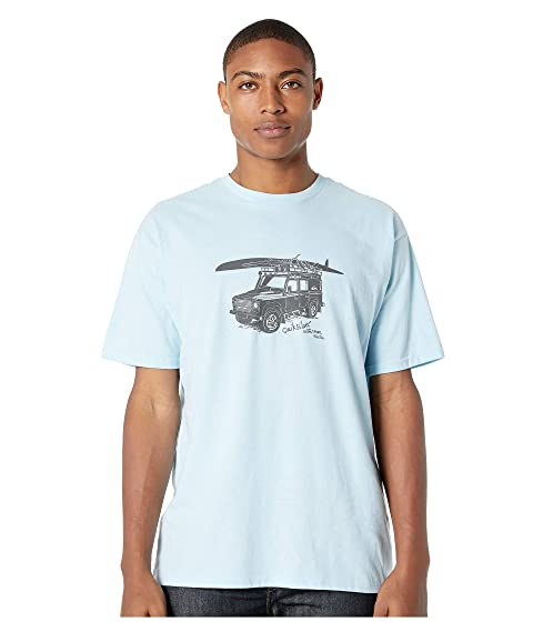 a876db0599 Quiksilver Waterman Seto Gorge Short Sleeve Tee at 6pm